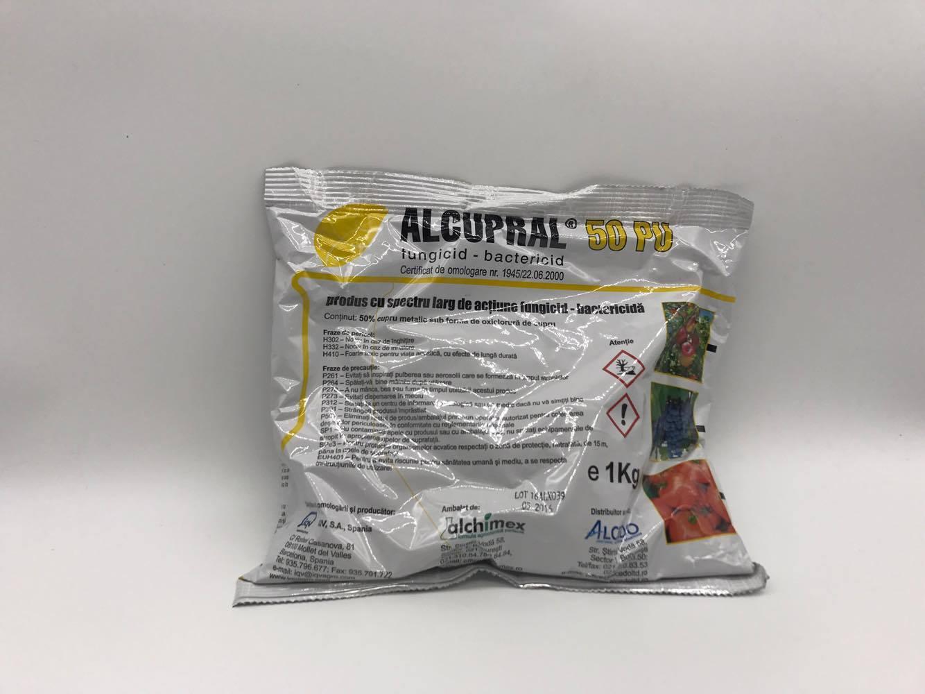 Fungicid Alcupral 50 PU (1kg)