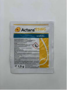 Insecticid foliar Actara 25 WG (1.5g)