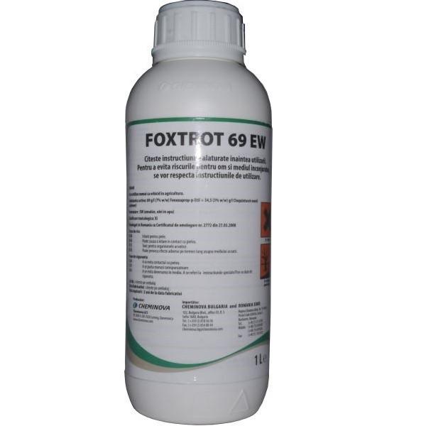 Erbicid Foxtrot 69EW (1L)