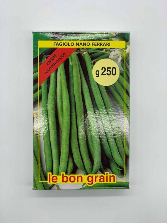 Seminte de fasole Nano Ferrari (250 g)
