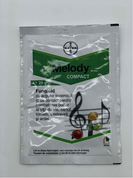Fungicid Melody Compact 49 WG (20g)