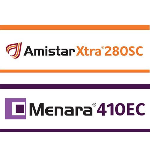 Pachet Menara 410 EC (4L) +  Amistra Xtra (5L) ( Pachet 10 ha)