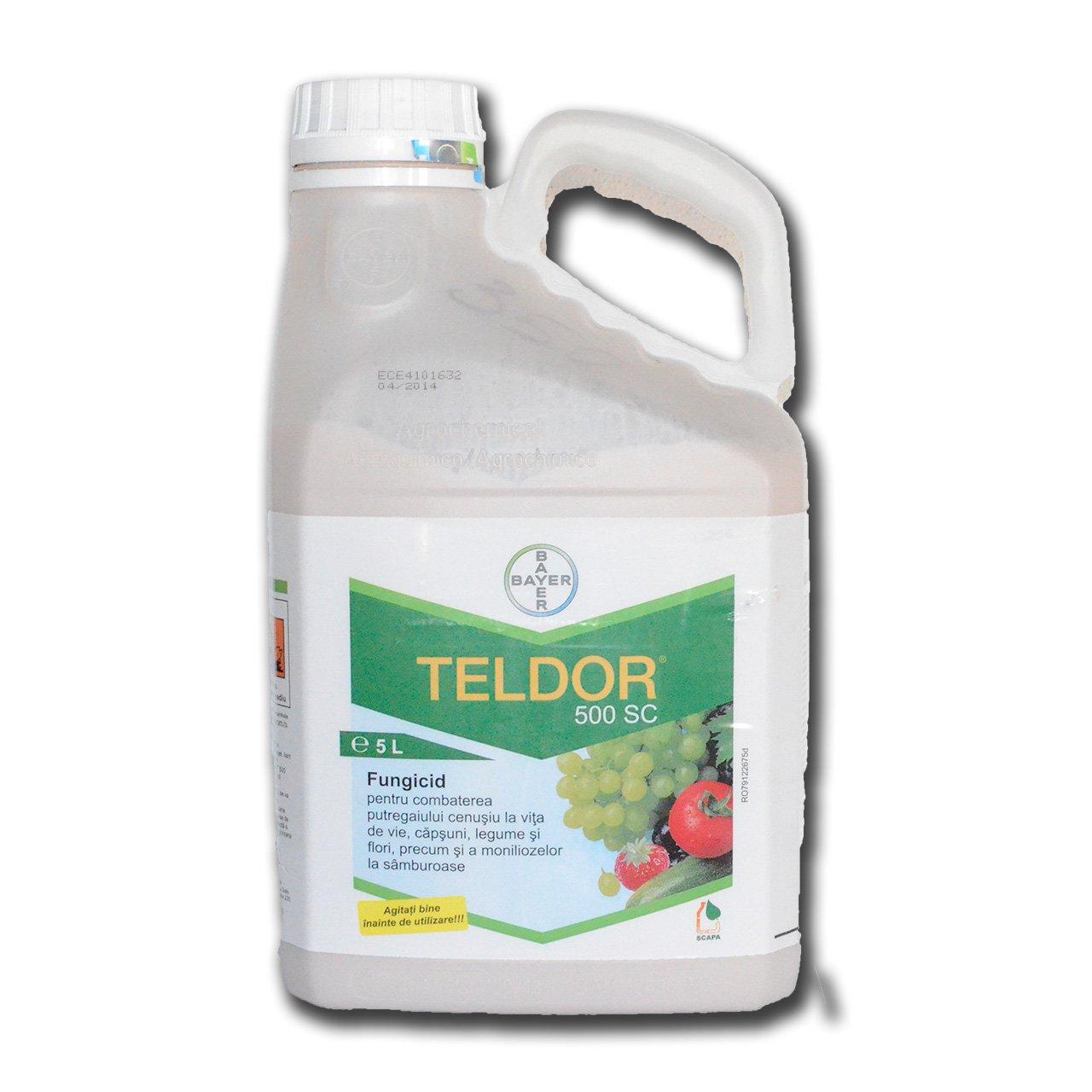 Fungicid Teldor 500 SC (5L)