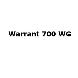 Insecticid Warrant 700 WG (100g)