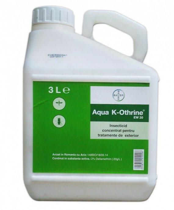Insecticid Aqua K-Othrine EW 20 (3L)