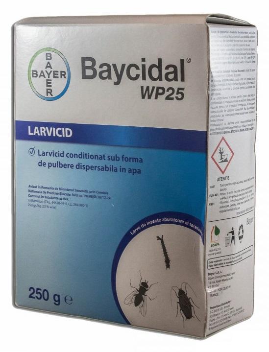 Insecticid Baycidal WP 25 ( 0,25Kg)