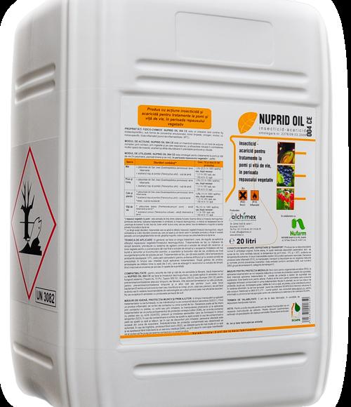 Insecticid Nuprid Oil 004EC (20L) - Ulei Horticol