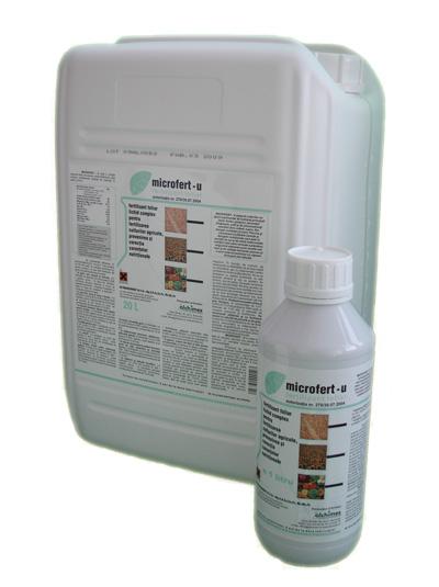 Fertilizant Microfert U ( 1L )