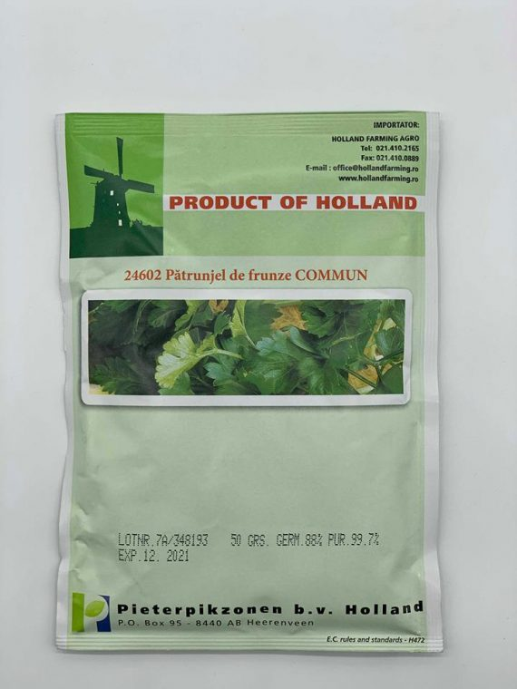 Seminte de patrunjel Commun (50 g)