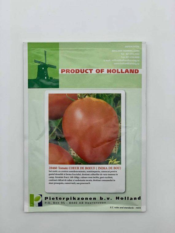 Seminte de rosii Coeur de Boeuf (5 g)