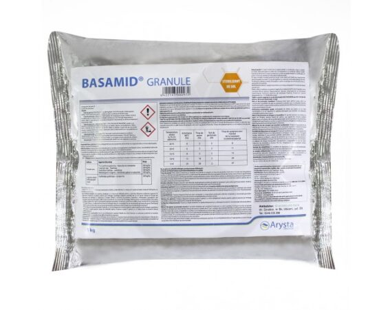 basamid granule 570x450 - Nematocid Basamid Granule (20Kg)