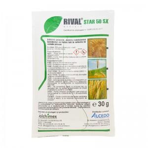 erbicid selectiv granule Rival Star 50 SX 30 gr pic1 www.agrosemfert.ro 300x300 - Rival Star 50 SX ( 30 g )