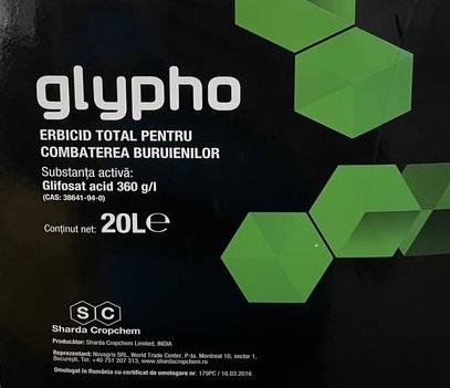image - Glypho ( 20 L )